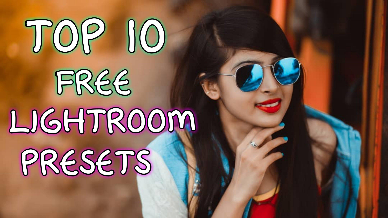 Free Lightroom Presets - Download Presets For Lightroom Mobile