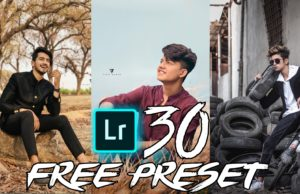 download free lightroom presets Archives - Badshah Editing Zone